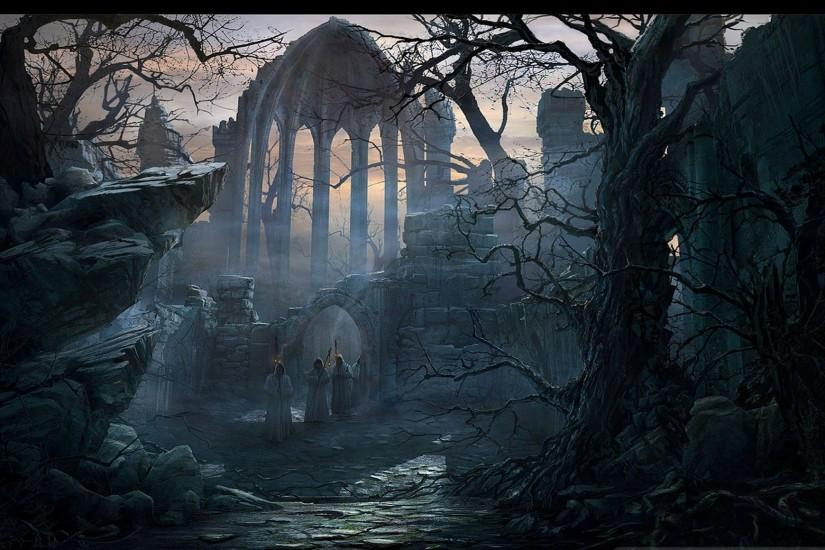 Dark Gothic Background Images - Viewing Gallery