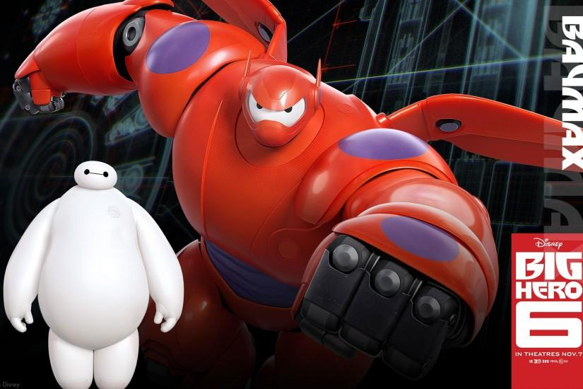 Baymax HD Wallpaper 1920×1200