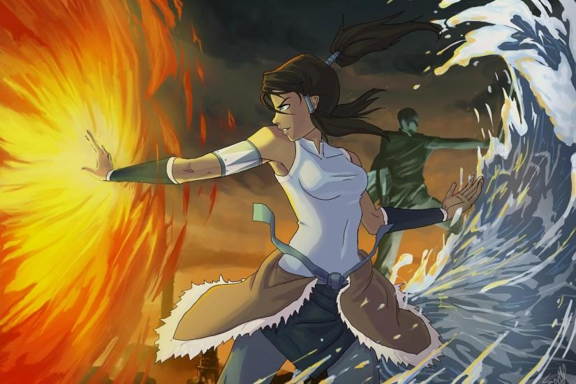 Avatar The Legend Of Korra wallpapers for iphone