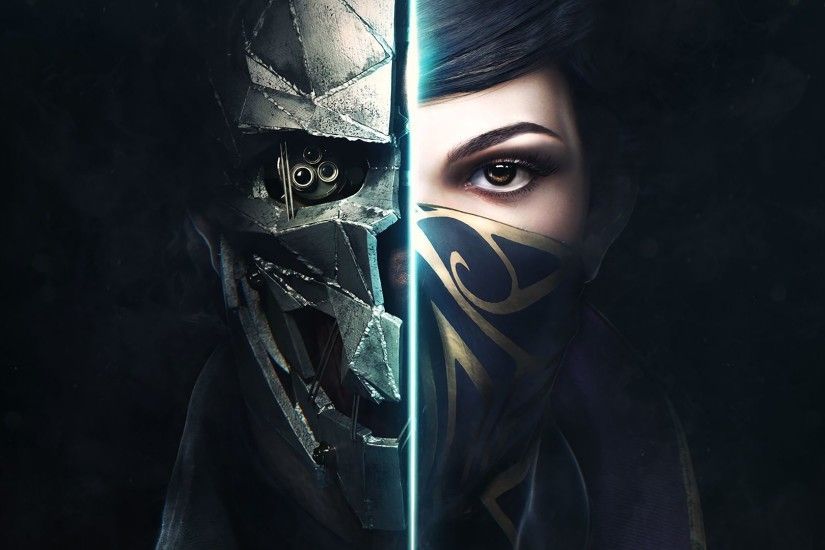 dishonored 2 pc playstation 4 ps4 xbox one best games of video game  wallpapers