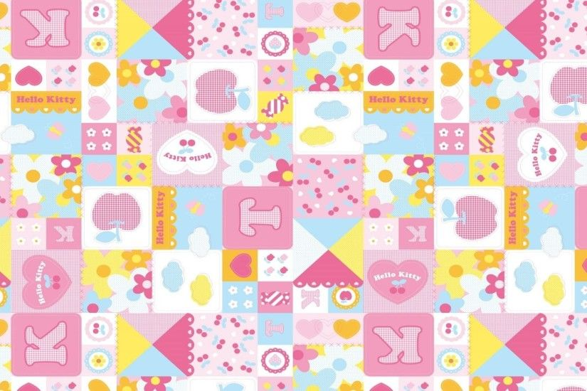 ... Pink Hello Kitty Backgrounds Wallpaper | Wallpapers 4k | Pinterest .