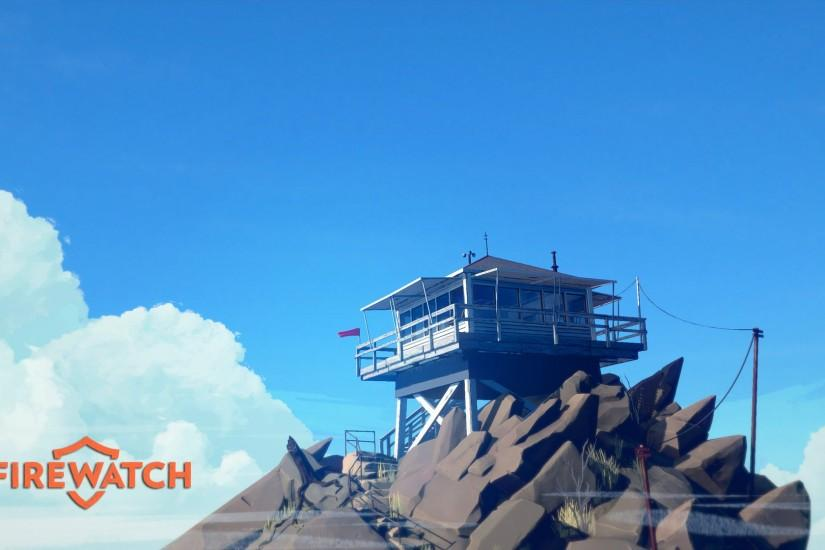 firewatch wallpaper 1920x1080 large resolution