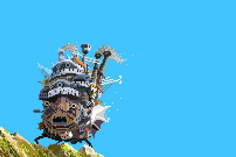 howls moving castle wallpaper 1920x1080 free download