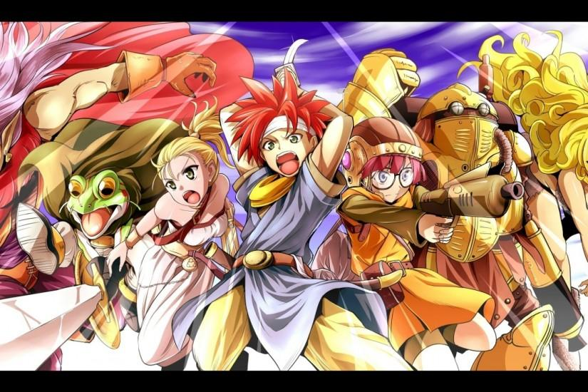 free chrono trigger wallpaper 1920x1080 notebook