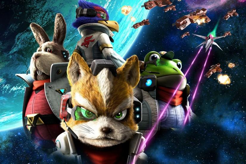 STAR FOX ZERO Suta Fokkusu Zero Acion Fighting 1sfz Sci Fi Futuristic