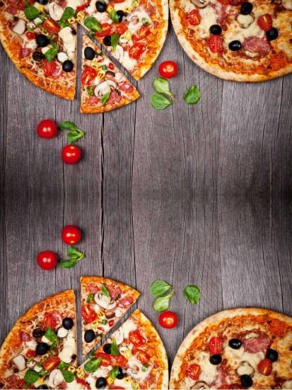 pizza background 1500x2000 for ipad