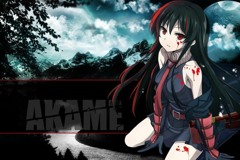 large akame ga kill wallpaper 1920x1080 ipad