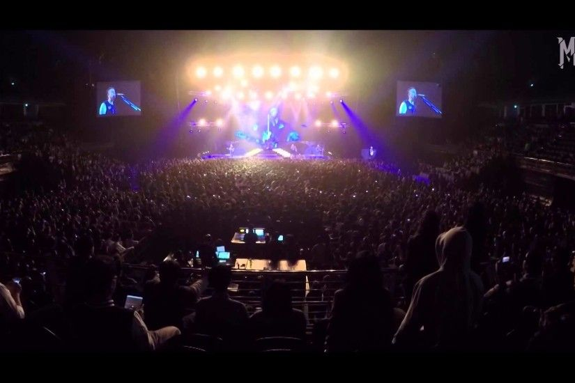 A7X Avenged Sevenfold Live in Bangkok 2015 (Full concert) HD