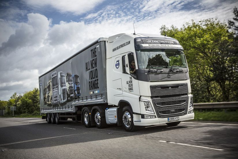 The all new Volvo range - Volvo FH