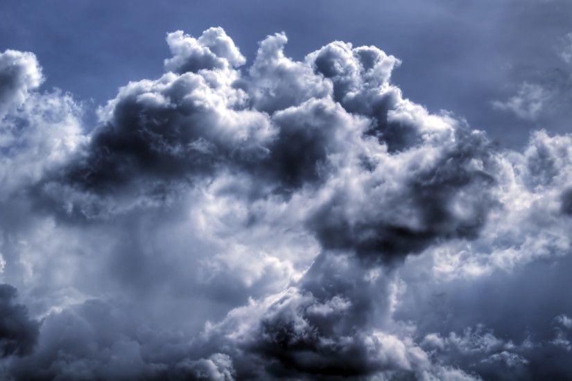 Storm Clouds Wallpaper Background 10374