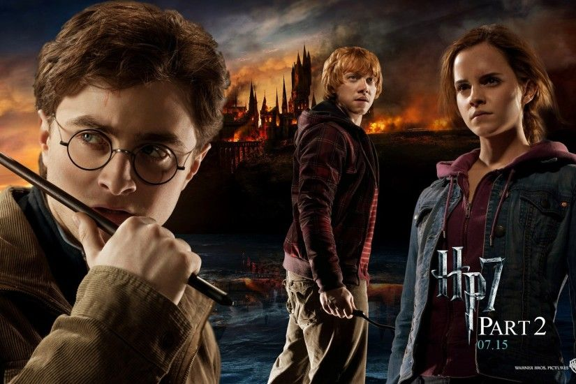 36 Harry Potter and the Deathly Hallows: Part 2 HD Wallpapers | Backgrounds  - Wallpaper Abyss