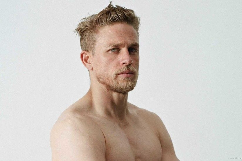 Charlie Hunnam Shirtless Wallpaper Background picture