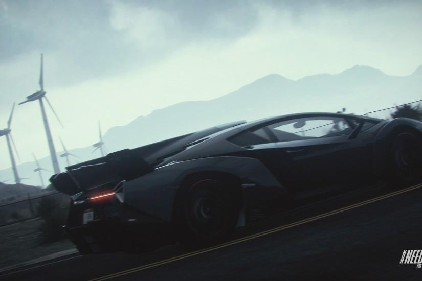 Lamborghini Veneno - Need for Speed: Rivals [3] wallpaper