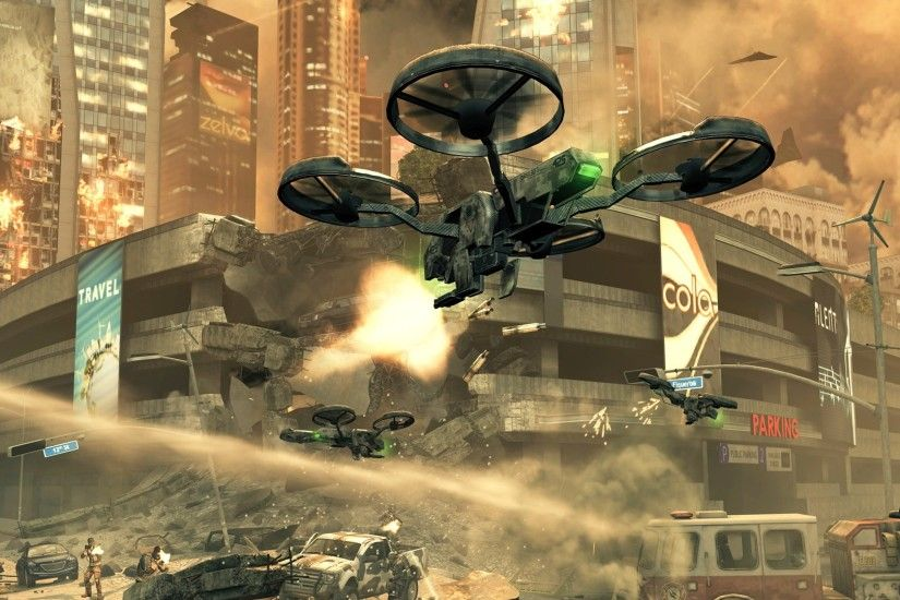 Call Of Duty Drone Wallpaper 2642