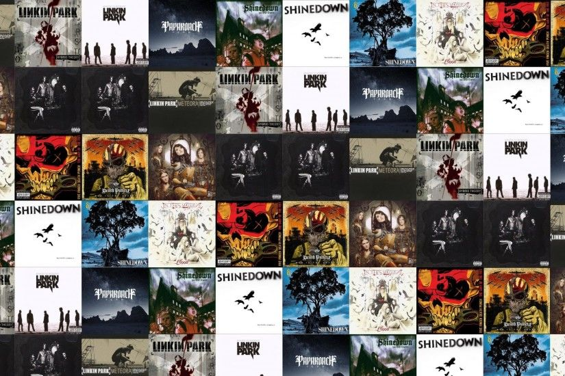Linkin Park Meteora Hybrid Theory Minutes To Midnight Wallpaper