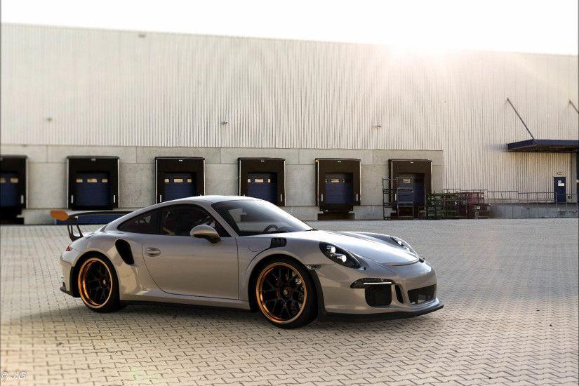 2016 Porsche 911 GT3 RS Wallpaper Widescreen