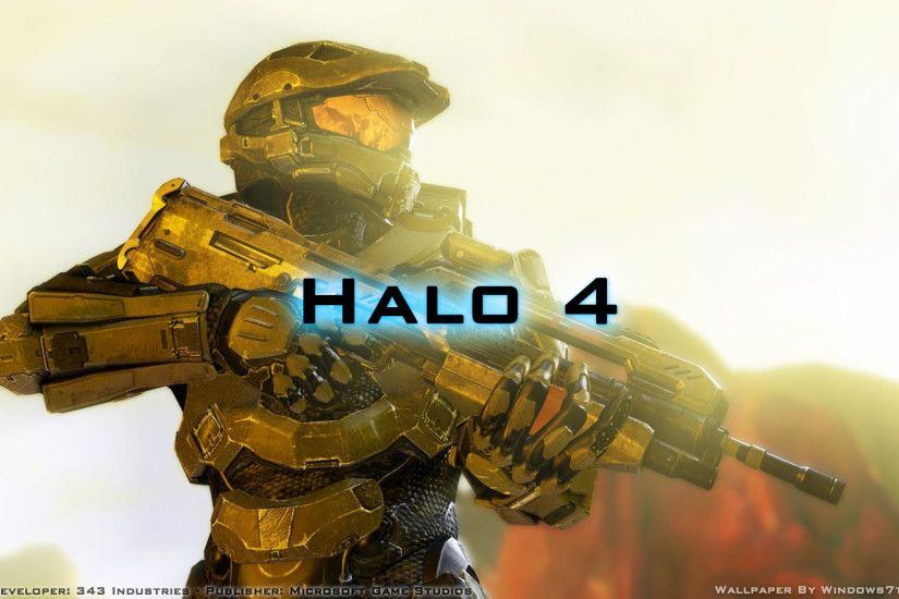 Download Halo 4 Wallpaper 1