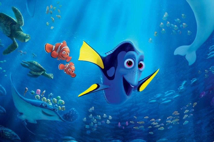 Explore More Wallpapers in the Finding Dory Subcategory!