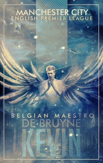 ... Kevin De Bruyne - HD Poster by Kerimov23