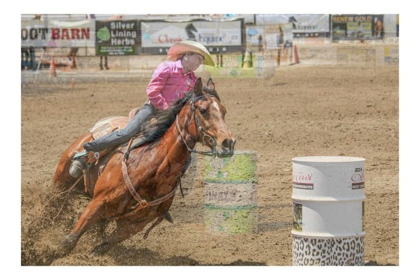 Barrel Racing, Sherry Cervi Classic, & Richest Race in The West