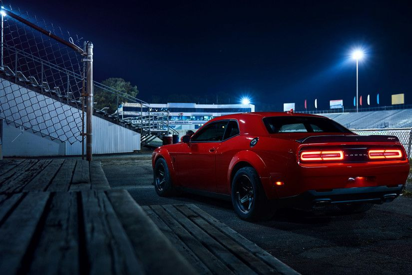 2018 Dodge Challenger SRT Demon picture
