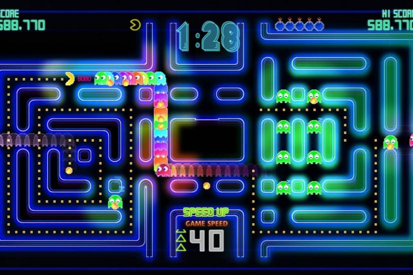 Pac-Man Championship Edition Pac-Man Championship Edition DX Xbox 360  review - DarkZero