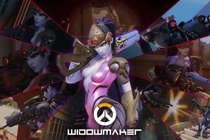 Overwatch Widowmaker · HD Wallpaper | Background ID:703900