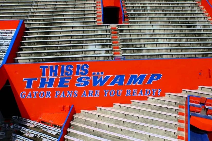 This Is The Swamp - University of Florida Gator Football Time