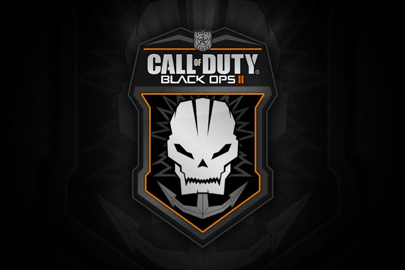 Call Of Duty Black Ops 2 Logo Wallpaper Wallpaper .