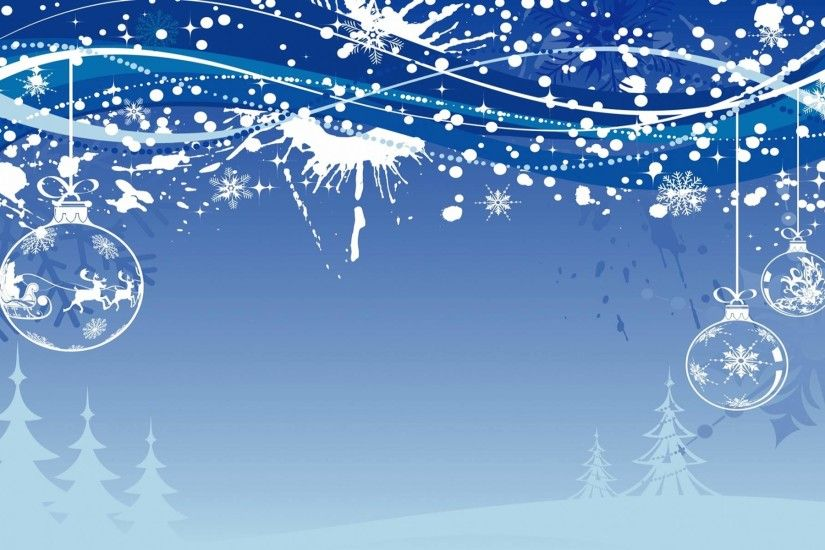 winter christmas wallpaper backgrounds wallpapersafari