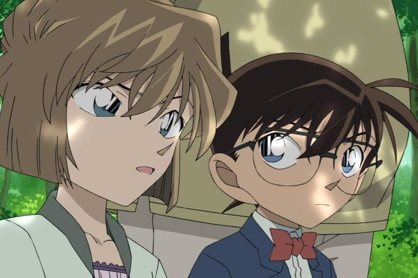 Anime Wallpaper: Detective Conan Movies Wallpapers Picture for HD .