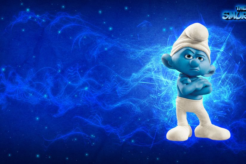 Wallpaper family Paris The Smurfs The Smurfs Paris