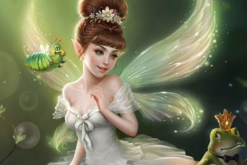 Beautiful Fairy Wallpapers For Desktop #864 Wallpaper | kariswall.com
