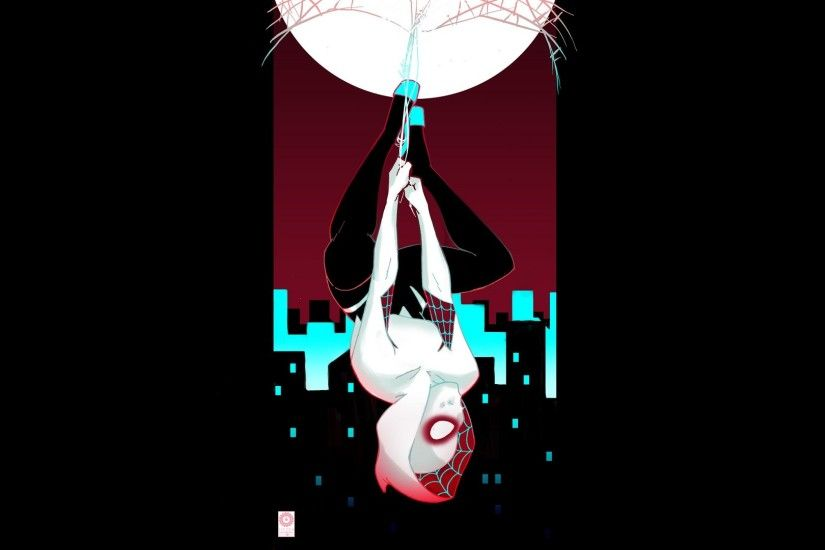 Comics - Spider-Gwen Wallpaper