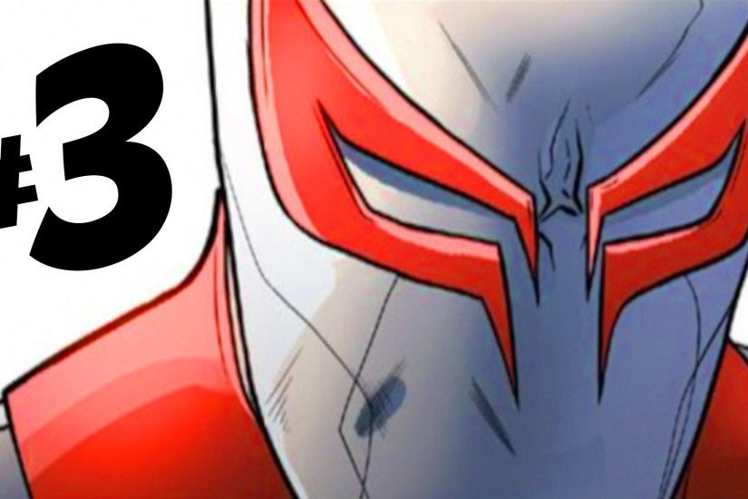 Spider-Man 2099 (All-New All-Different) Issue #3 Full Comic Review! (2015)  - YouTube