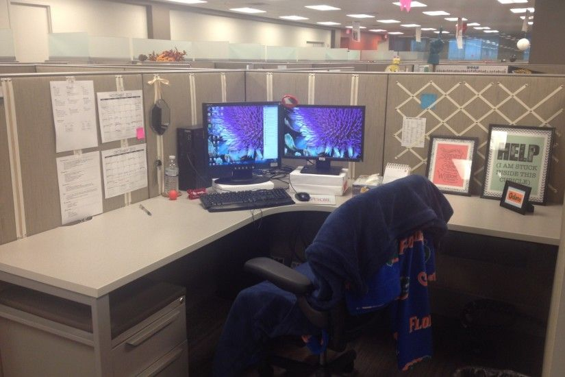 Awesome Cubicle Decorating Ideas For Independence Day