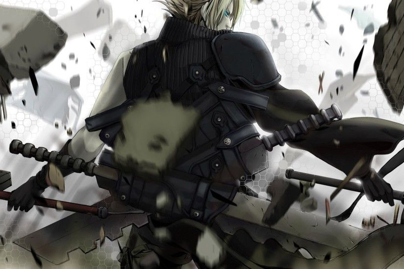 Cloud Strife - Final Fantasy VII 849724