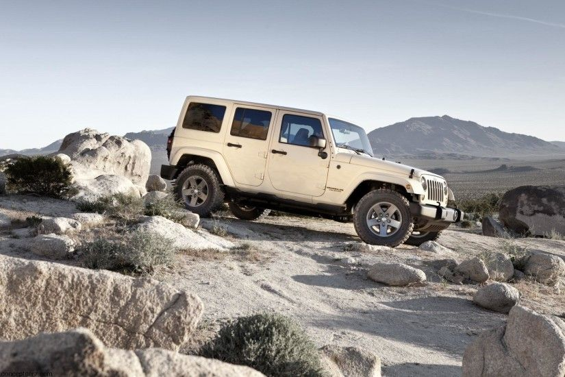 Vehicles - Jeep Wrangler Wallpaper