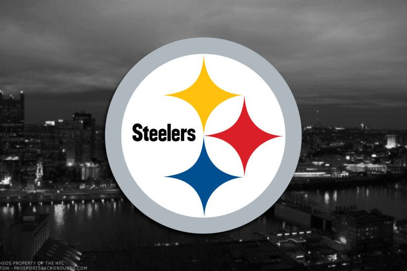 ... Pittsburgh Steelers 2017 football logo wallpaper pc desktop computer ...