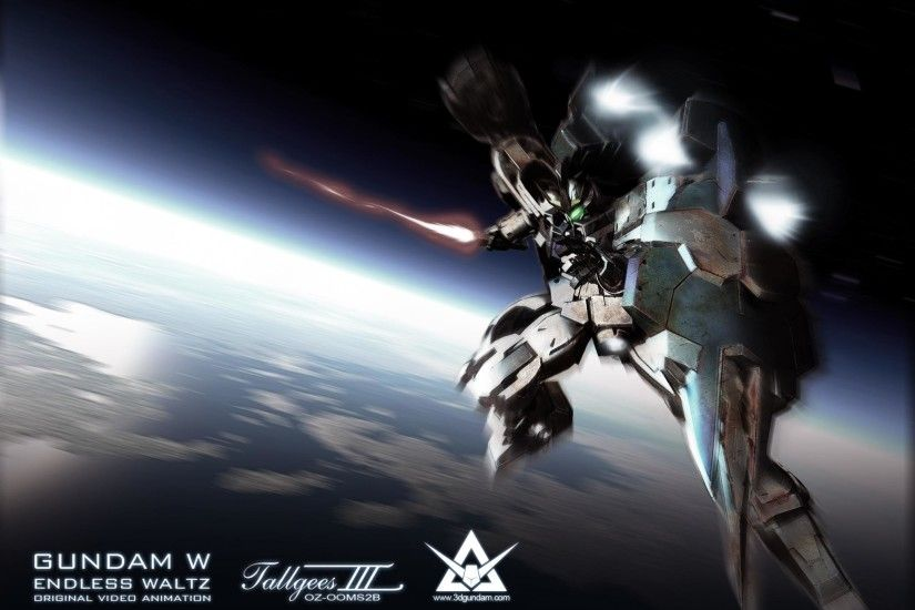 Gundam Wing Mecha Shield Space Wallpaper 2048x1441 | Full HD .