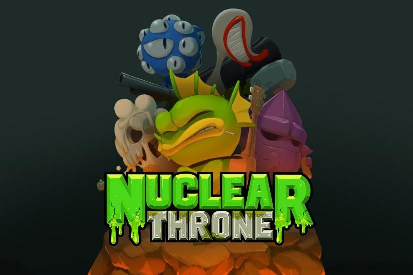 Nuclear Throne review – one of the games of the year for PS4 and XBox One |  Metro News