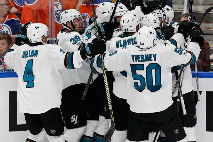 Instant Replay: Sharks rally, stun Oilers in OT in Game 1 | NBCS Bay Area