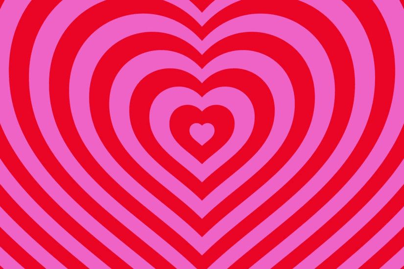Love hearts background loop valentines day Red Pink Motion Background -  VideoBlocks