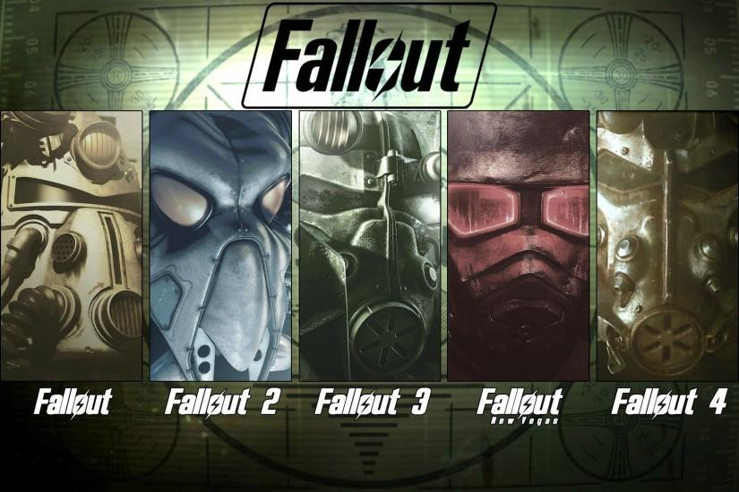 "Left out ""Fallout Tactics: Brotherhood of Steel"" and ""Fallout: Brotherhood  of Steel"""