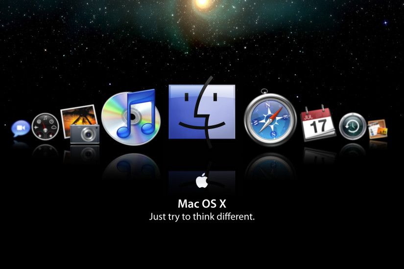 Desktop Wallpaper · Gallery · Computers · Mac OS X Software