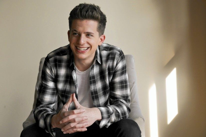The two sides of Charlie Puth: tween idol and hard-core music nerd - LA  Times