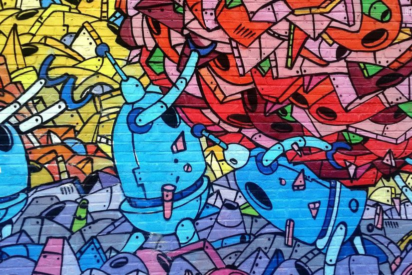 Graffiti Art Wallpapers (62 Wallpapers)