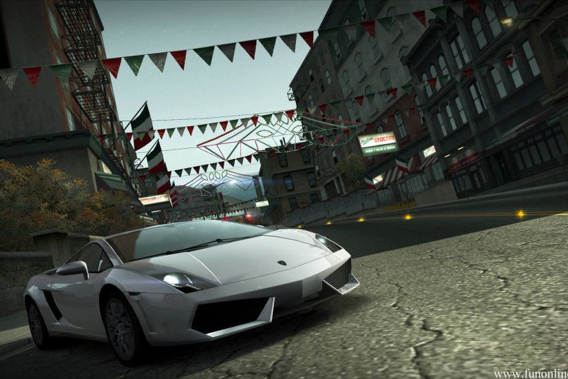 need for speed most wanted wallpaper gallardo