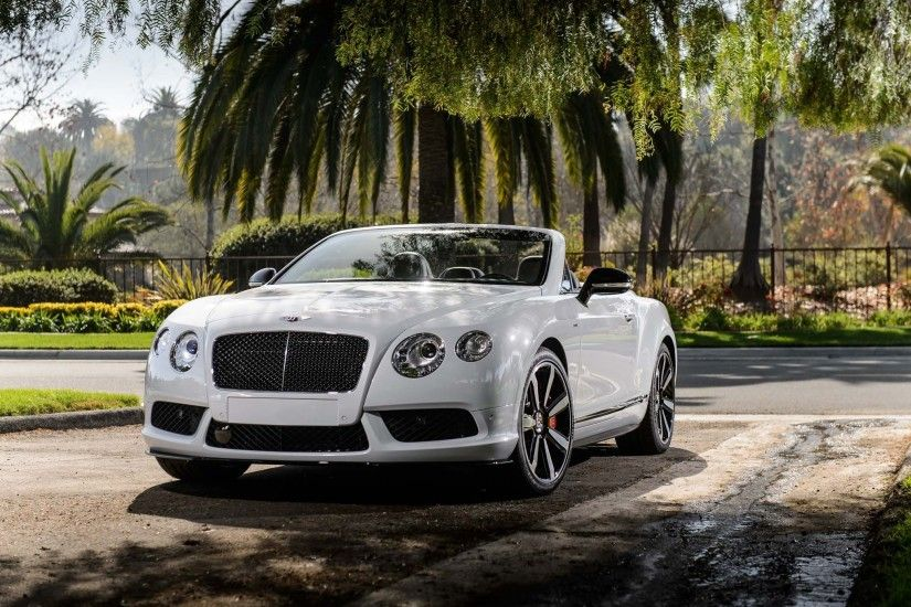 2016 Bentley Continental GT Wallpaper Downloads