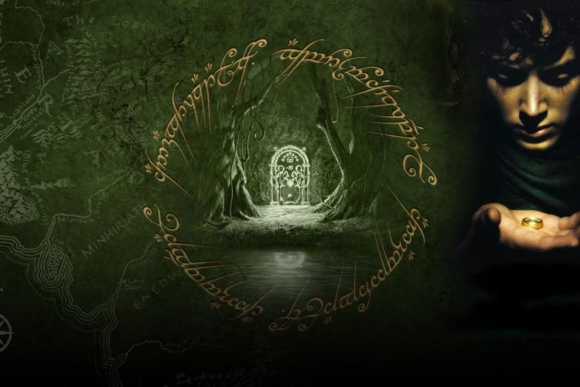 The Lord of the Rings The Fellowship of the Ring Background HD .
